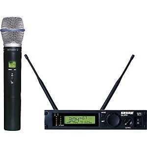 Shure-ULXP24-BETA87A-Handheld-Wireless-Microphone-System-M1