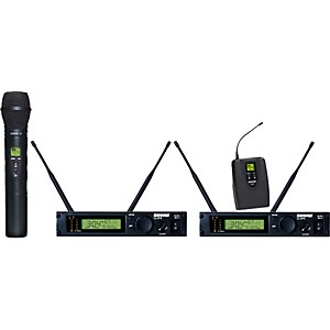 Shure-ULXP124-87-Dual-Channel-Mixed-Wireless-System-M1