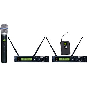 Shure-ULXP124-BETA87A-Dual-Channel-Mixed-Wireless-System-M1
