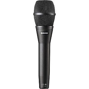 Shure-KSM9-Dual-Diaphragm-Performance-Condenser-Microphone-Charcoal-Gray