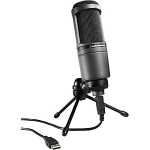 Audio-Technica-AT2020USB-USB-Condenser-Microphone-Standard