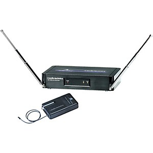 Audio-Technica-ATW-251-Freeway-VHF-UniPak-Wireless-System-Channel-T2