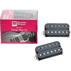 Seymour-Duncan-Vintage-Blues--59-Humbucker-Set-Black