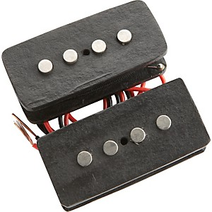 Bill-Lawrence-PB1-Vintage-Alnico-P-Bass-Pickup-Black