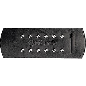 DiMarzio-DP138-Virtual-Acoustic-Pickup-with-Volume-Control-Black
