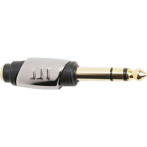 Monster-Cable-1-4--Male-Stereo-to-1-8--Female-Stereo-Cable-Adapter-Black