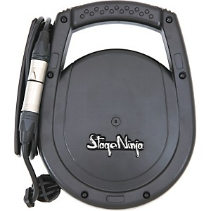 Stage-Ninja-Retractable-XLR-Male-26--Cable-System-for-Powered-Speakers-Standard