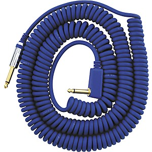 Vox-Premium-Vintage-Coil-Guitar-Cable-Assorted-Colors-Blue-9-Meters