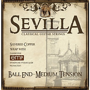 Sevilla-Classical-Guitar-Strings-Ball-End-EMP-Coated-Classical-Guitar-Strings-Standard