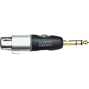 PLANET-WAVES-XLR-1-4--Adapter-Standard