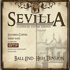 Sevilla-Classical-Guitar-Strings-Hard-Tension-Classical-Ball-End-Guitar-Strings-Standard