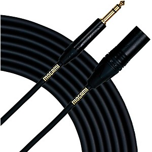 Mogami-Gold-Studio-1-4--to-XLR-Male-Cable-3-Foot