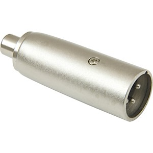 American-Recorder-Technologies-XLR-Male-to-RCA-Female-Adapter-Nickel