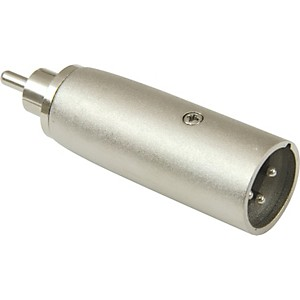 American-Recorder-Technologies-XLR-Male-to-RCA-Male-Adapter-Nickel