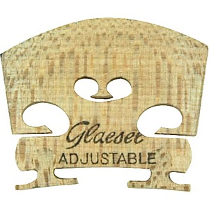Glaesel-Self-Adjusting-1-4-Violin-Bridge-Medium