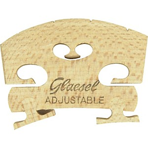 Glaesel-Self-Adjusting-3-4-Violin-Bridge-Medium