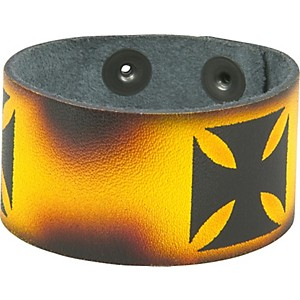 Perri-s-Leather-Bracelet-with-Airbrushed-Design-Chopper