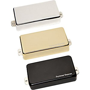 Seymour-Duncan-AHB-1-Blackouts-Humbucker-Neck-with-Metal-Cover-NICKEL
