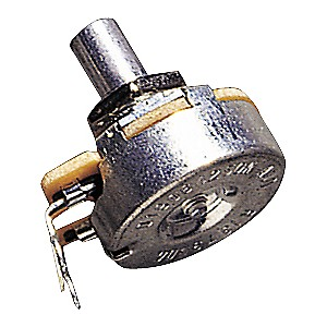 Fender-T-V-250K-Potentiometer-Solid-Shaft-Standard