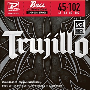 Dunlop-Robert-Trujillo-Icon-Series-Bass-Guitar-Strings---4-String-Set-Standard