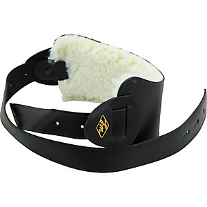 LM-Products-Leather-Bass-Strap-with-Extra-Wide-Pad-Black