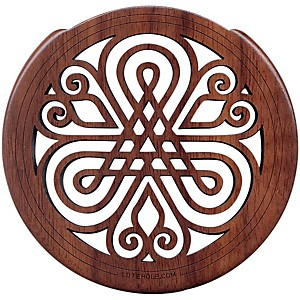 The-Lute-Hole-Company-4--Soundhole-Covers-for-Feedback-Control-in-Maple-or-Walnut-Walnut-Light