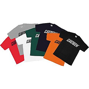 Gretsch-T-Roof-Guitar-Logo-T-Shirt-Black-Medium