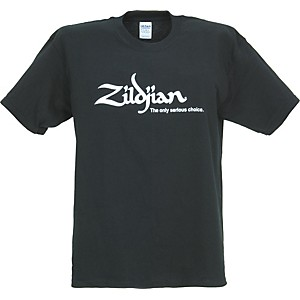 Zildjian-Classic-T-Shirt-Black-Medium