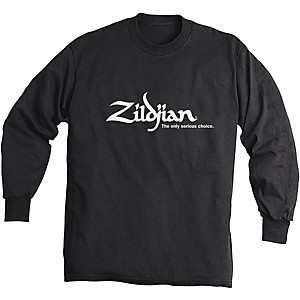zildjian-Long-Sleeve-Shirt-Black-Large