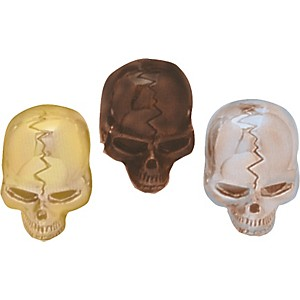 Q-Parts-Skull-Knobs-Chrome-Single