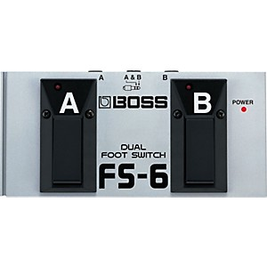 Boss-FS-6-Footswitch-Standard