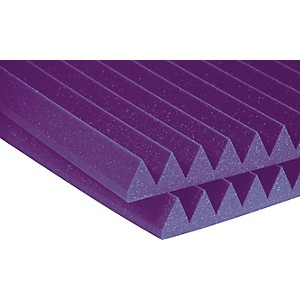 Auralex-2--Studiofoam-Wedge-2-x2-x2--panels--12-pack--Purple