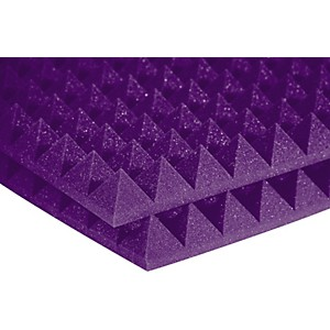 Auralex-2--StudioFoam-Pyramid-2--x2-x2--Panels--12-pack--Purple-2-