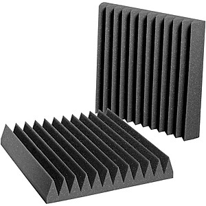 Auralex-2--StudioFoam-Wedgies-1-x1-x2--Panels--24-pack--Charcoal