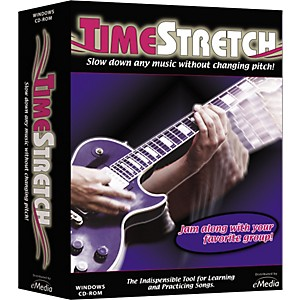 eMedia-TimeStretch-Software-Standard