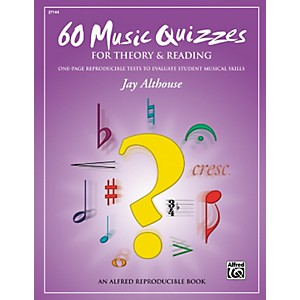 Alfred-60-Music-Quizzes-for-Theory-and-Reading--Book--Standard
