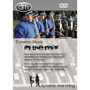 Hal-Leonard-Dynamic-Music--In-The-Mix--DVD--Standard