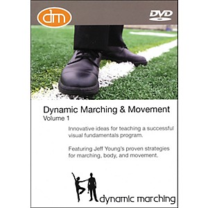 Hal-Leonard-Dynamic-Marching-And-Movement--Volume-1--DVD--Standard
