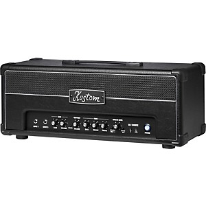 Kustom-KG100HFX-100W-Guitar-Amp-Head-with-Digital-Effects-Black