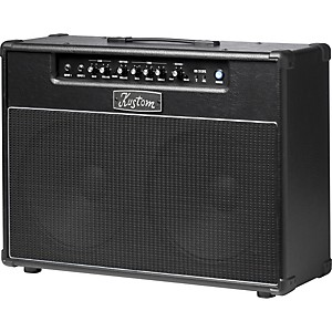 Kustom-KG212FX-30W-2x12-Guitar-Combo-Amp-with-Digital-Effects-Black