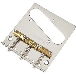 Hipshot-Stainless-Steel-Tele-Bridge-3-Hole-Mount-With-Compensated-Saddles-Chrome