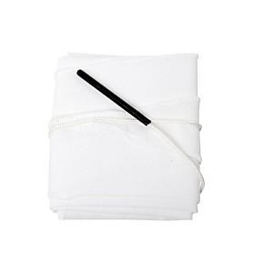 Hodge-Cotton-English-Horn-Swab-White