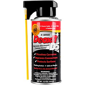CAIG-DeoxIT-D5S-6-Spray--Contact-Cleaner---Rejuvenator--5-oz--Standard