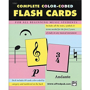 Alfred-Flash-Cards-Standard