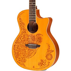 Luna-Guitars-Henna-Oasis-Spruce-Series-II-Nylon-String-Acoustic-Electric-Guitar-Standard