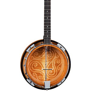 Luna-Guitars-Celtic-5-String-Banjo-Standard
