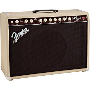 Fender-Super-Sonic-22-22W-1x12-Tube-Guitar-Combo-Amp-Blonde
