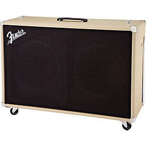 Fender-Super-Sonic-60-60W-2x12-Guitar-Speaker-Cabinet-Blonde-Straight