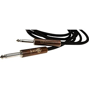 DiMarzio-John-5-Signature-Instrument-Cable-Black-18-Foot