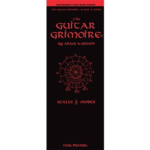 Carl-Fischer-The-Guitar-Grimoire---Scales---Modes-Standard